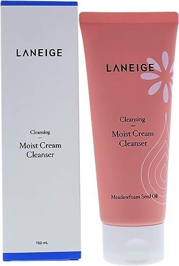 Laneige Moist Cream Cleanser By Laneige for Unisex - 5.07 Oz Cleanser, 5.07 Oz