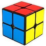 スピード 2x2x2マジック キューブ 立体パズル スムーズ回転 競技専用