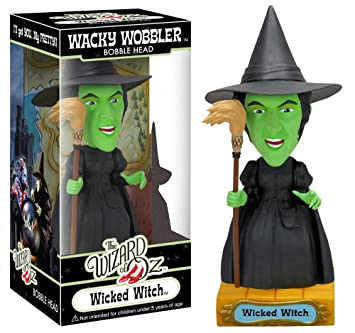 Import Anglais]Wizard of Oz Wicked Witch of the West Bobble ...