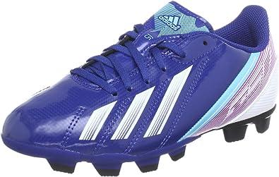 Adidas F5 TRX FG J, Zapatillas de fútbol Niñas