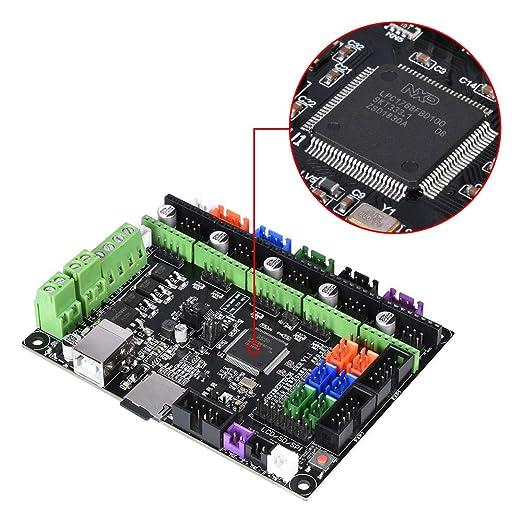 Placa de control de 32 bits para impresora 3D SKR V1.1, con código ...