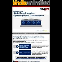 Digital Transformation: Operating Model Transformation: Business Presentation (FlevyPro Frameworks)