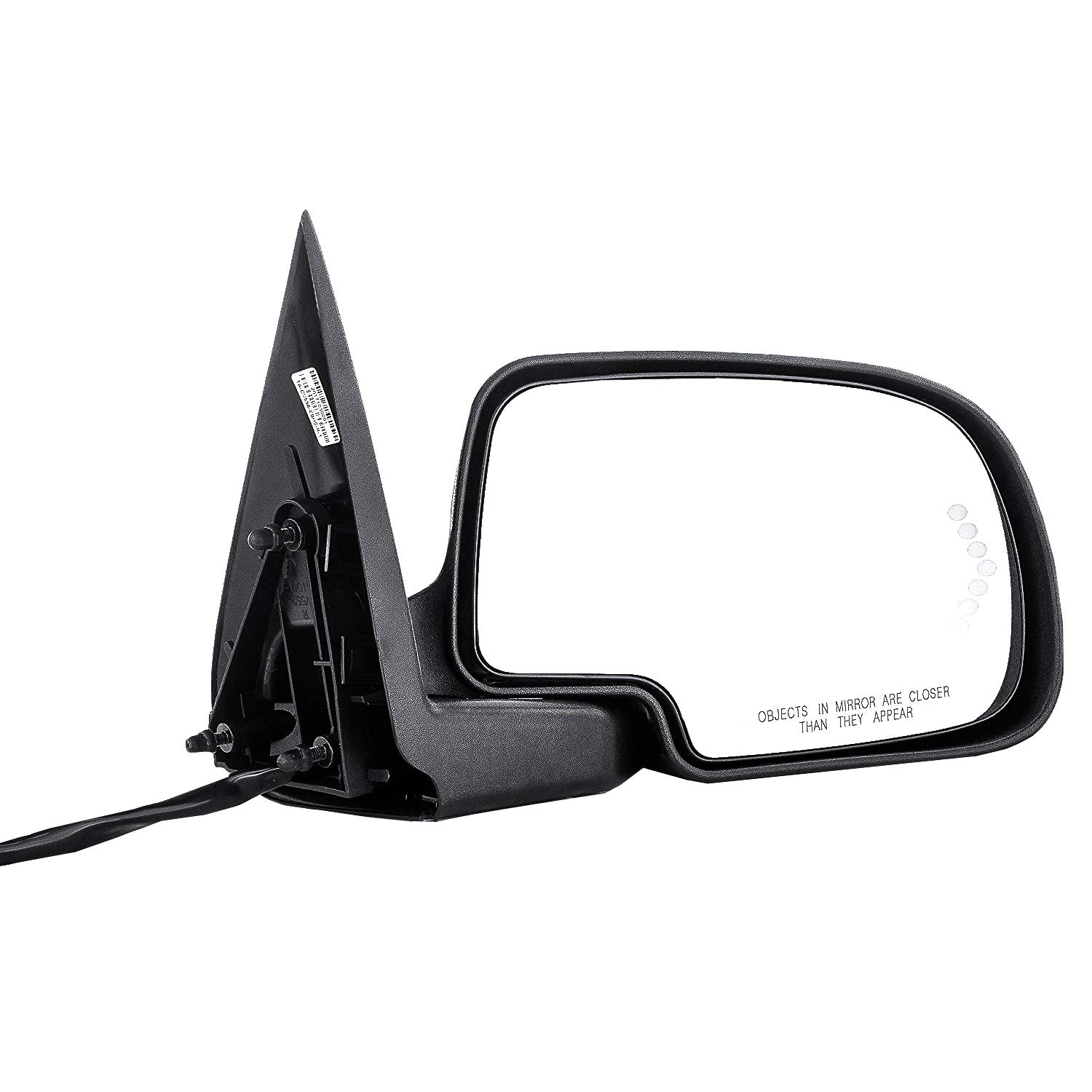 Power Heated Folding Right Side View Mirror Fits 03-05 Chevrolet Silverado 1500
