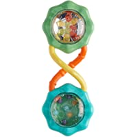 Bright Starts Rattle & Shake Barbell Toy, Ages 3 months Plus