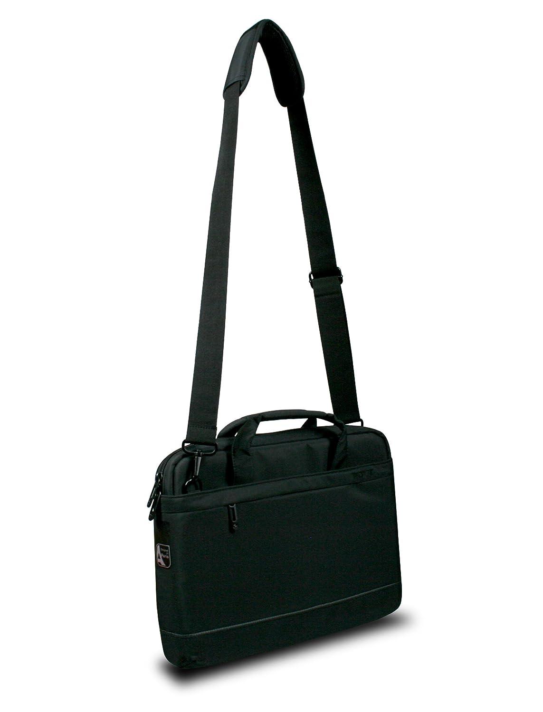 1fbdcf5129 Port Designs 50121 Palermo Sacoche en Coton-Nylon pour Ordinateur Portable  15,6 Noir