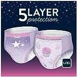 GoodNites Bedtime Bedwetting Underwear for