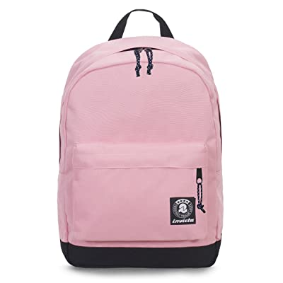 50%OFF Backpack INVICTA - CARLSON - Pink - Internal Laptop Sleeve - 27 LT - School und Leisure Bag