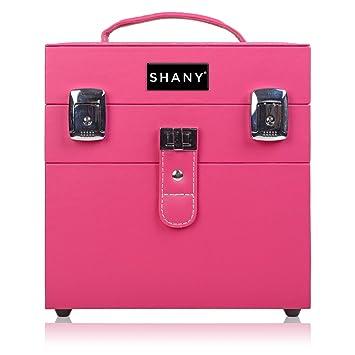 Amazon.com: Organizador de maquillaje valija, Shany ...