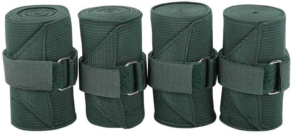 Harrys Horse Bandagen Elastisch 4er Set 1,8 m lang 10 cm breit