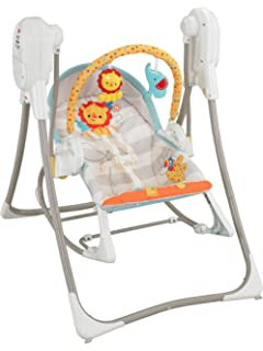 Fisher-Price Columpio 3-en-1 n Rocker: Fisher-Price: Amazon.es: Bebé