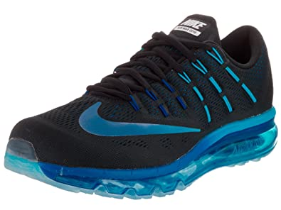 uk availability 93644 aec54 Nike Air Max 2016, Chaussures de Running Homme, Noir (Black (Noir