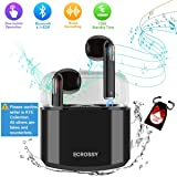 Wireless Earbuds,Bluetooth Earbuds Stereo Wireless Headphones in Ear Earphones Mini Earpieces with Microphone &