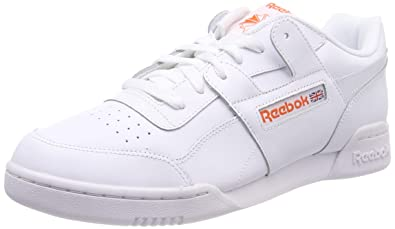 ecc56a17e0e7 Reebok Men s Workout Plus Mu Gymnastics Shoes  Amazon.co.uk  Shoes ...