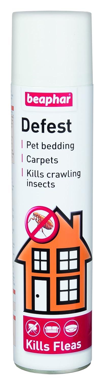 Beaphar ménages Defest puces spray 400ml Beaphar Uk Ltd 17702