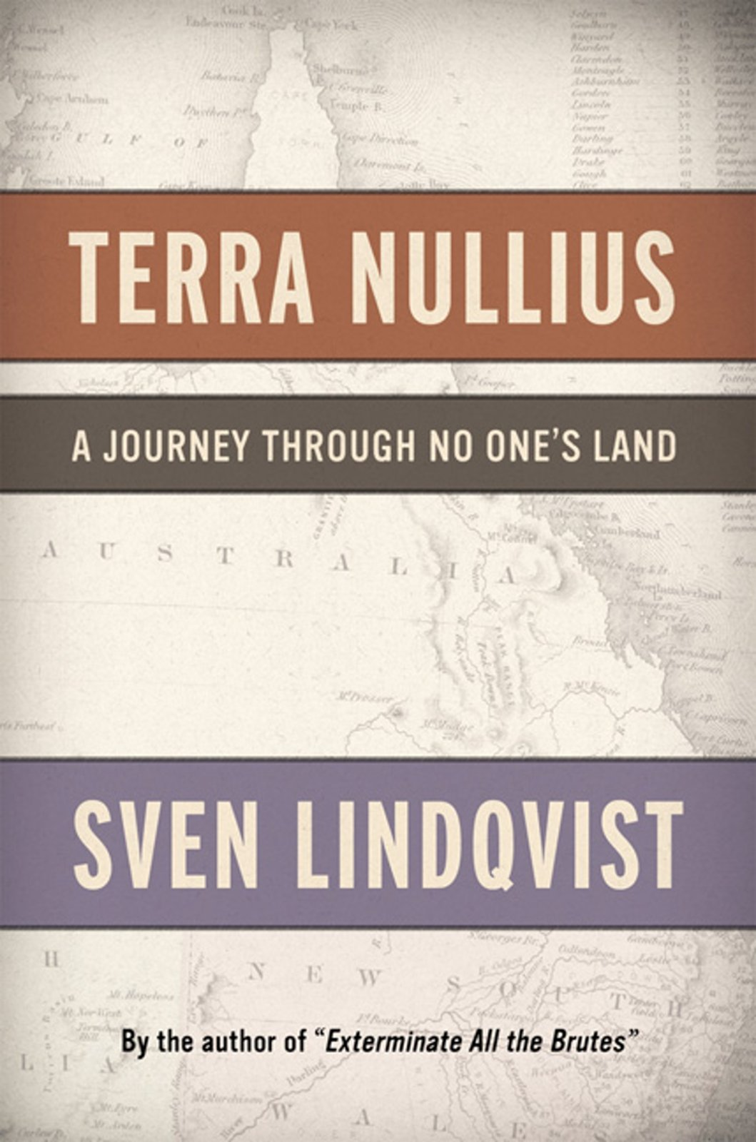 Amazoncom Terra Nullius A Journey Through No Ones Land KZSdRYKL