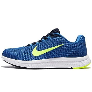 Nike RUNALLDAY - Zapatillas de Running, Hombre, Azul - (Italy Blue/Volt-Blue Jay-Midnight Navy): Amazon.es: Deportes y aire libre