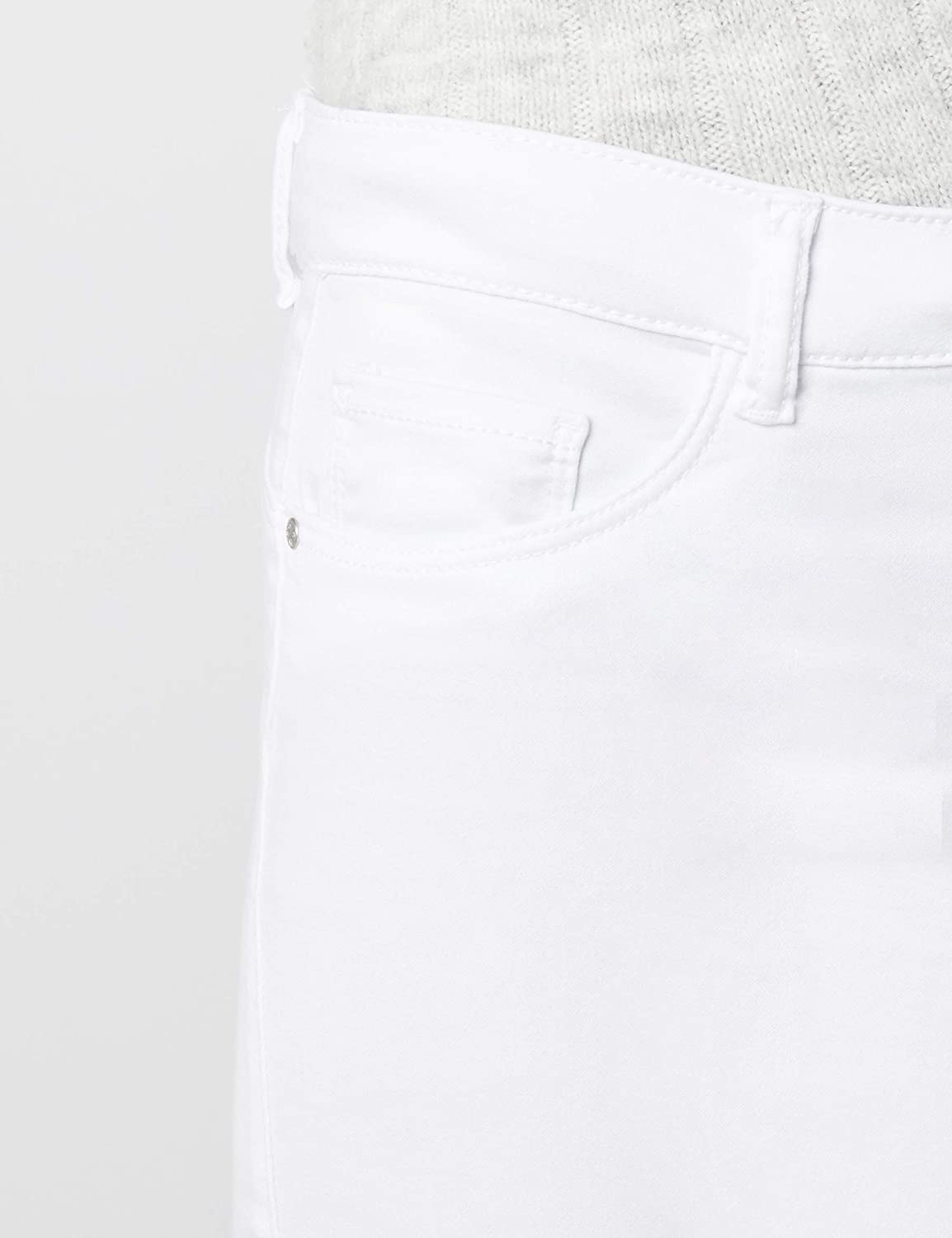 f09e924c651ca3 Vero Moda Women's Vmseven Nw S Shape Up Jeans White Noos Slim:  Amazon.co.uk: Clothing