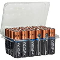 Bulk Pack of 24, Duracell Ultra Power Type AAA Alkaline Batteries MX2400, Perfect For Remotes & Toys Exp 2027