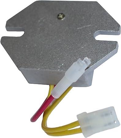 Motadin Voltage Regulator Rectifier for Kohler John Deere M18 M20 MV16 MV17 MV18 MV20