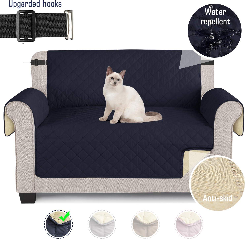 TAOCOCO Funda de sofá Impermeable Funda de cojín de protección para Mascotas Funda de sofá antisuciedad