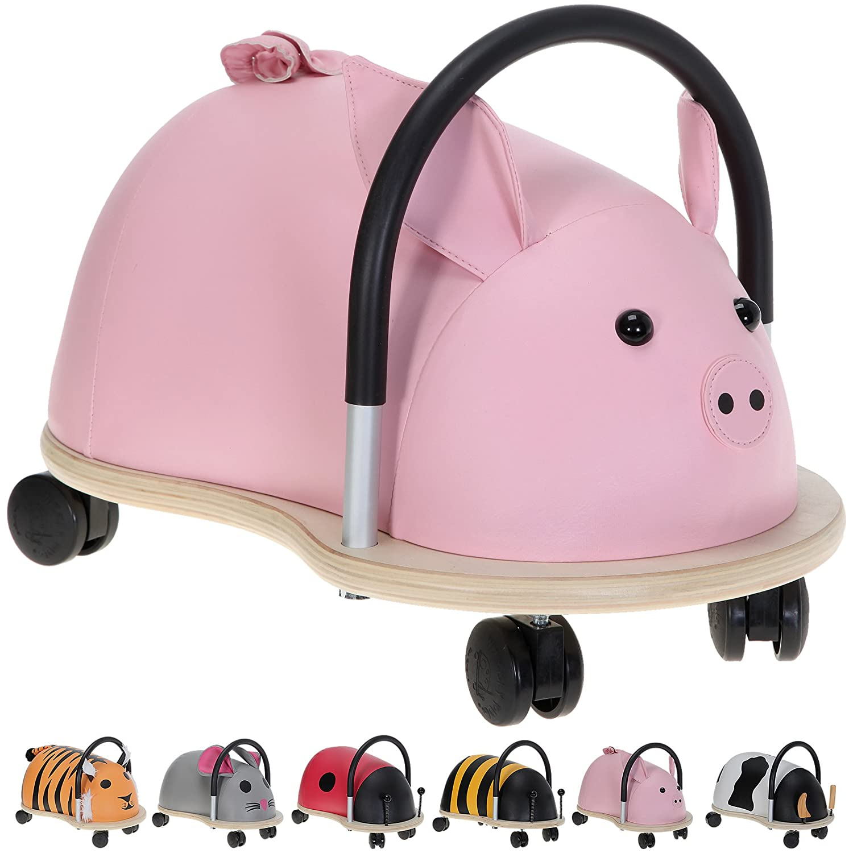 Wheely Bug 4005155887489 Rutscher Kinderfahrzeug 3+ groß 51110 Wheelybug + Eisbär/Biene