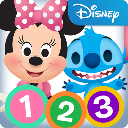 Disney Buddies: 123s (Disney Buddies)