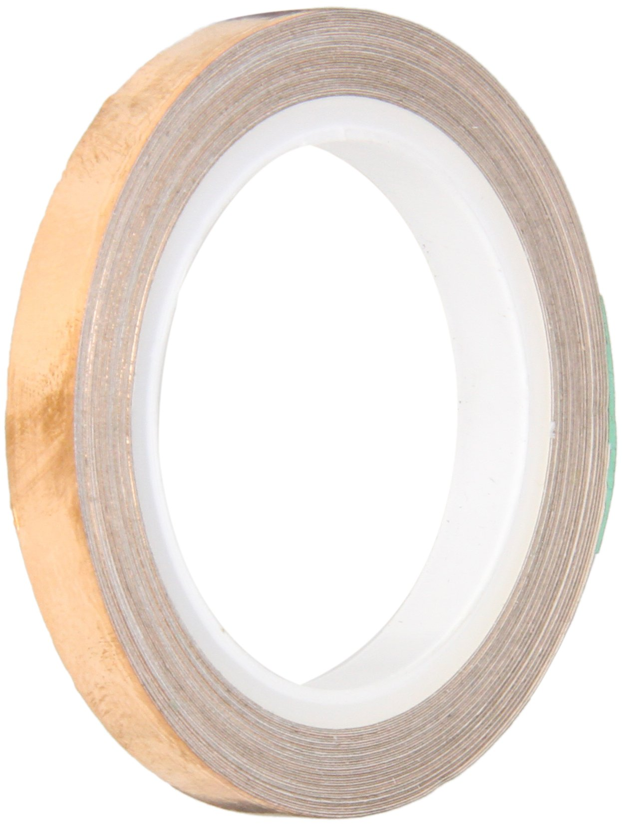 Cinta de Cobre 6mm x 5.5mt Adhesivo Conductor TAPECASE