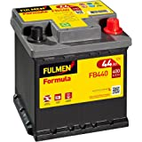 Fulmen - Batterie voiture FB440 12V 44Ah 400A - Batterie(s) - FB440 ; EB440