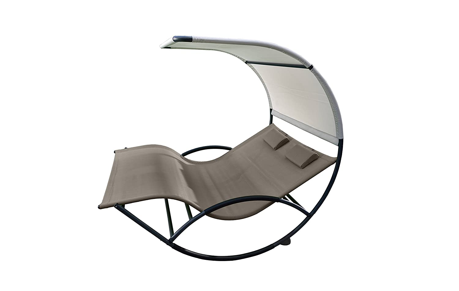 Remarkable Amazon Com Patio Bliss Double Chaise Rocker Two Person Pdpeps Interior Chair Design Pdpepsorg