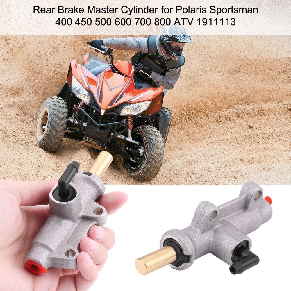 Rear Brake Master Cylinder Compatible with Polaris Sportsman 400 450 500 600 700 800 ATV 1910301