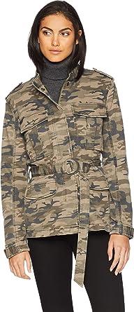 Sanctuary Women s Kinship Surplus Jacket Human Nature Camo X-Small 26a16d8c4a