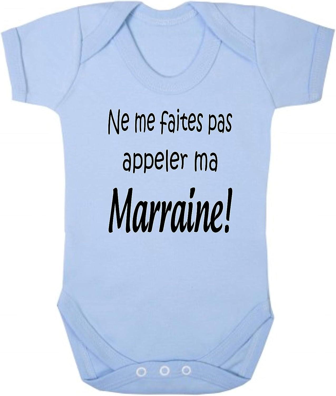 Ne Me Faites Pas Appeler Ma Marraine B/éb/é Body Click My Clobber