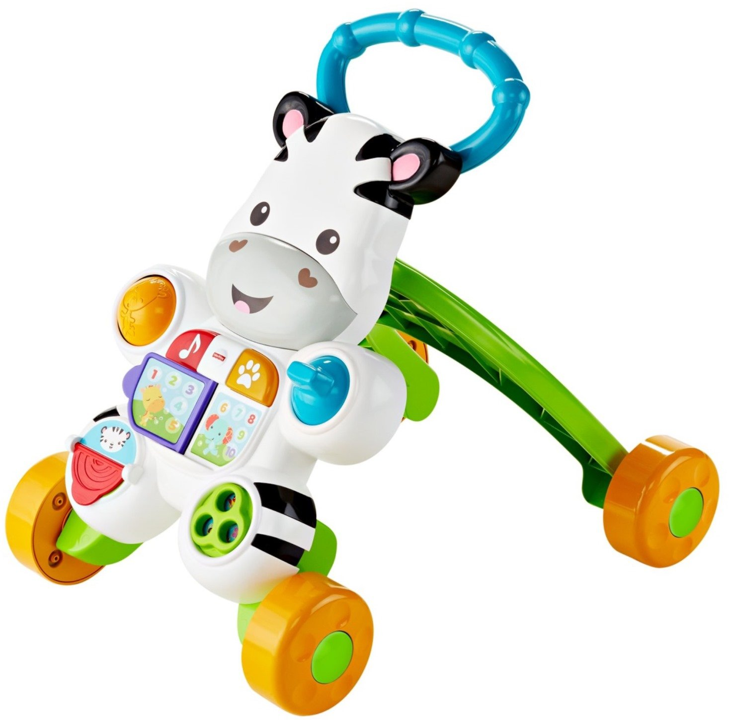 Fisher-Price Learn with Me Zebra Walker by Fisher-Price (Image #2)