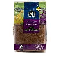 Tate and Lyle Dark Soft Brown Cane Sugar, 500gm