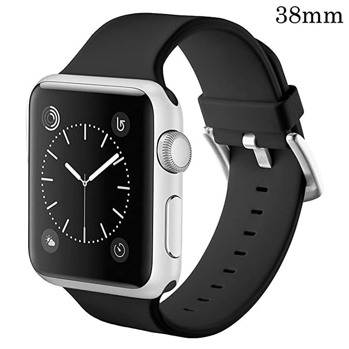 nimon para Apple Watch Banda Serie 1 Serie 2 suave Deportes ...