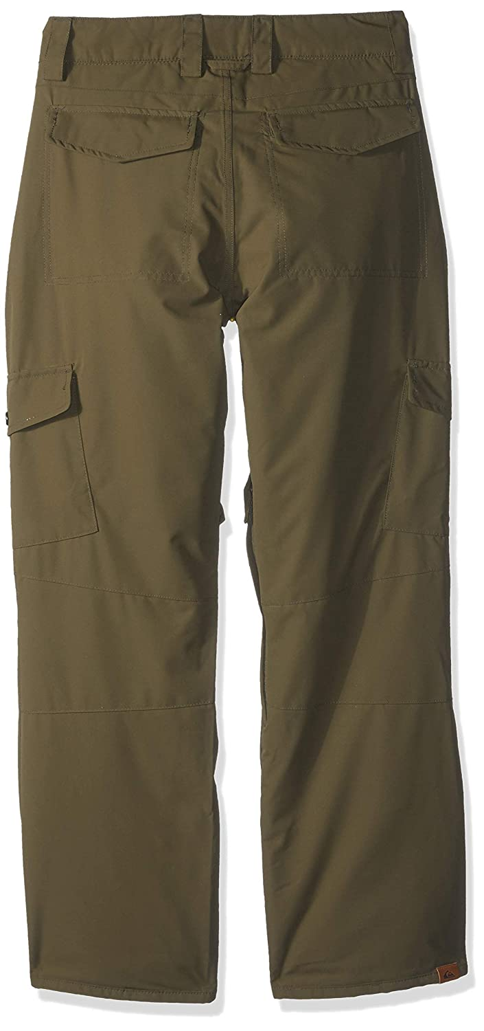 f90aa6bee842 Amazon.com  Quiksilver Big Boys  Porter Youth Snow Ski Pant  Clothing