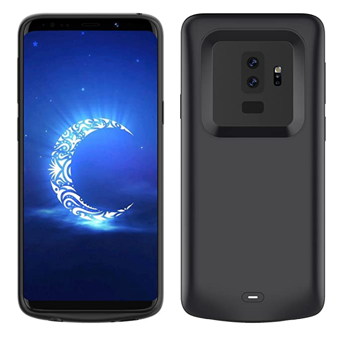 Phone Bags & Cases Newest 5000mah Rechargeable Charging Battery Case For Samsung Galaxy S9 Power Bank 6000mah Power Case For Samsung Galaxy S9 Plus Latest Technology