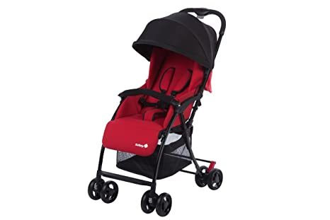 Safety 1st URBY Cochecito, Plain Red: Amazon.es: Bebé