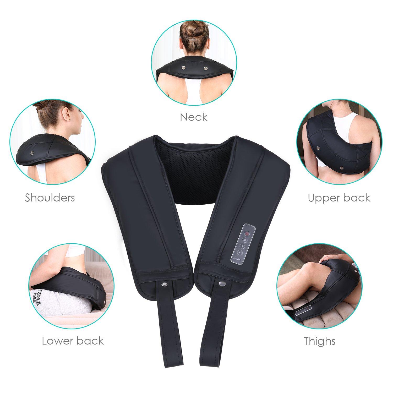 Nackenmassagegerät Naipo MGS-151 Klopfmassagegerät im Test