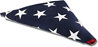 product image for American Flag 5ft x 9.5ft sewn nylon by Valley Forge Flag