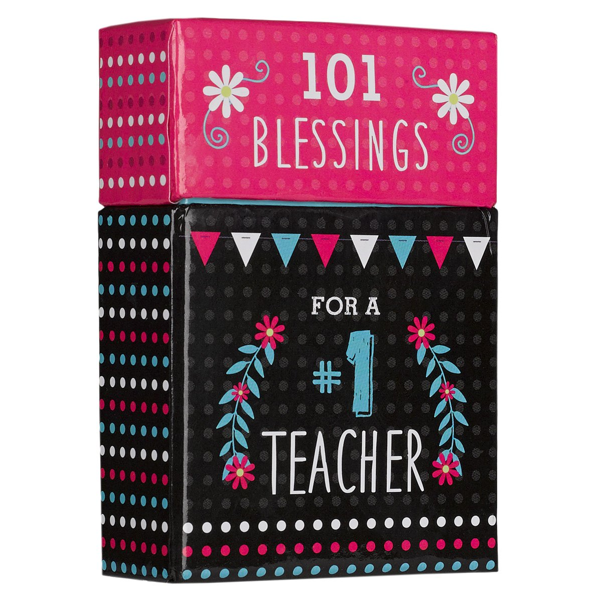 101 Blessings Teacher Cards Box
