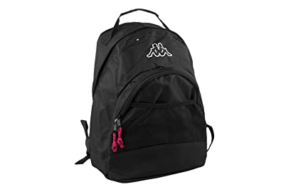 a6ad0ff547 Backpack man woman KAPPA bag black school office free time sport F556