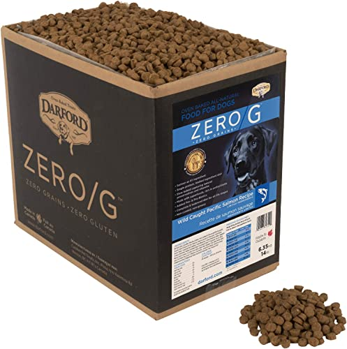 Zero G Wild Caught Pacific Salmon Recipe Oven Baked Dog Food