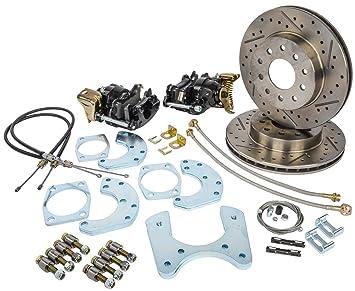 """Jegs rendimiento productos 630603 Ford 9 """"disco trasero Kit de conversión Premium"""
