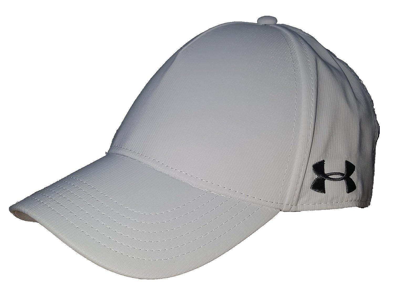 6badf9511 Under Armour Women's Team Motivator Cap (White/Graphite) at Amazon ...