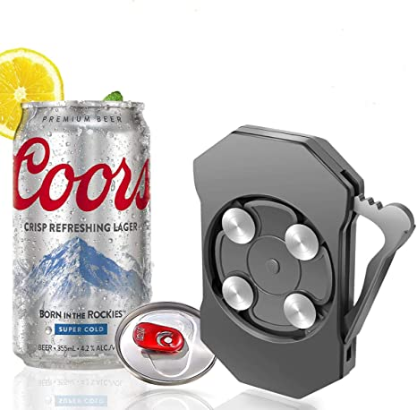 Opener Beer Portable Bottle Can Tin Multifunctional Tool Kitchen Top Lid Topless