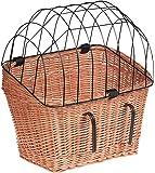 Karlie Fahrradkorb mit Gitter, 45 cm