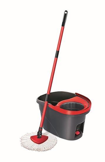 vileda Easy Wring & Clean Electro Komplett-Set Bodenwischer