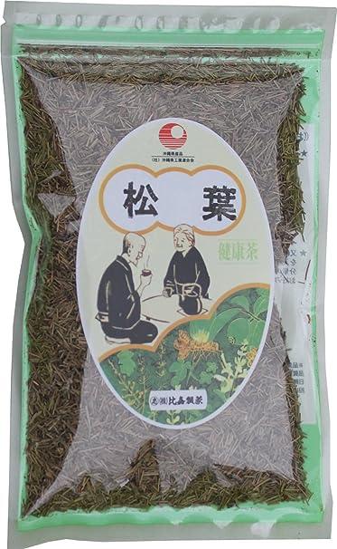 松葉 100g×2袋 比嘉製茶 ビタミン・ミネラルを含むハーブティー 女性特有の悩みに