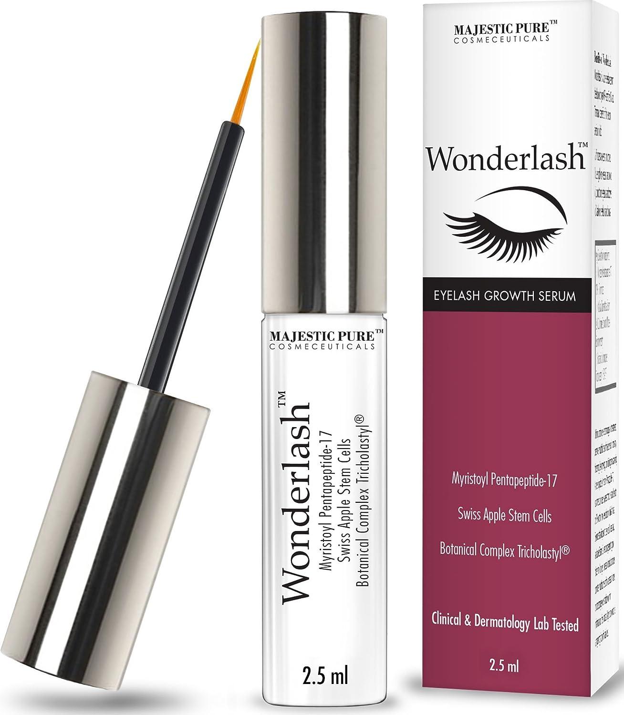 Amazon Majestic Pure Eyelash Growth Serum Wonderlash 25ml